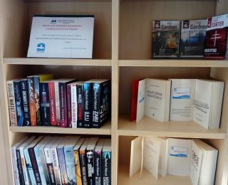 Polecamy nowości książkowe z bibliotecznych półek