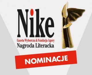 Nominacje do Nagrody Literackiej Nike!