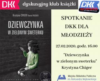 Lutowe spotkanie DKK dla Młodzieży